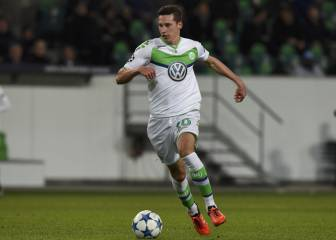 Reports: PSG sign €36m Julian Draxler from Wolfsburg