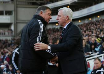 Official: Big Sam takes over at Crystal Palace