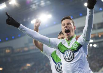 Wolfsburg confirm Julian Draxler move to PSG