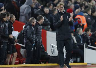 Liverpool blow Stoke away at Anfield after going behind