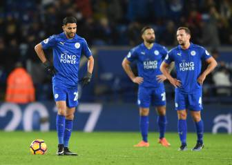 Drinkwater and Mahrez set for Leicester start vs Hammers