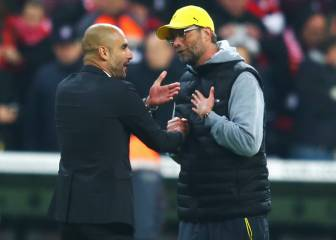 Klopp versus Guardiola: A story of their rivalry so far