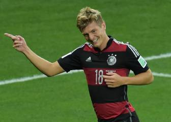 Toni Kroos causes stir on social media with New Year's message