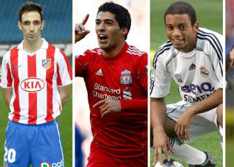 The 10 best ever January transfers, as picked by UEFA