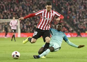 Plenty of controversy as Bilbao bury Barça with early brace