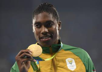 Olympic champion Caster Semenya marries