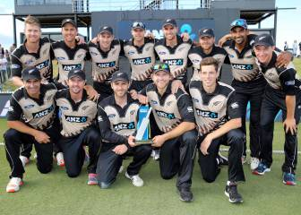 Anderson powers New Zealand to 3-0 T20 series triumph