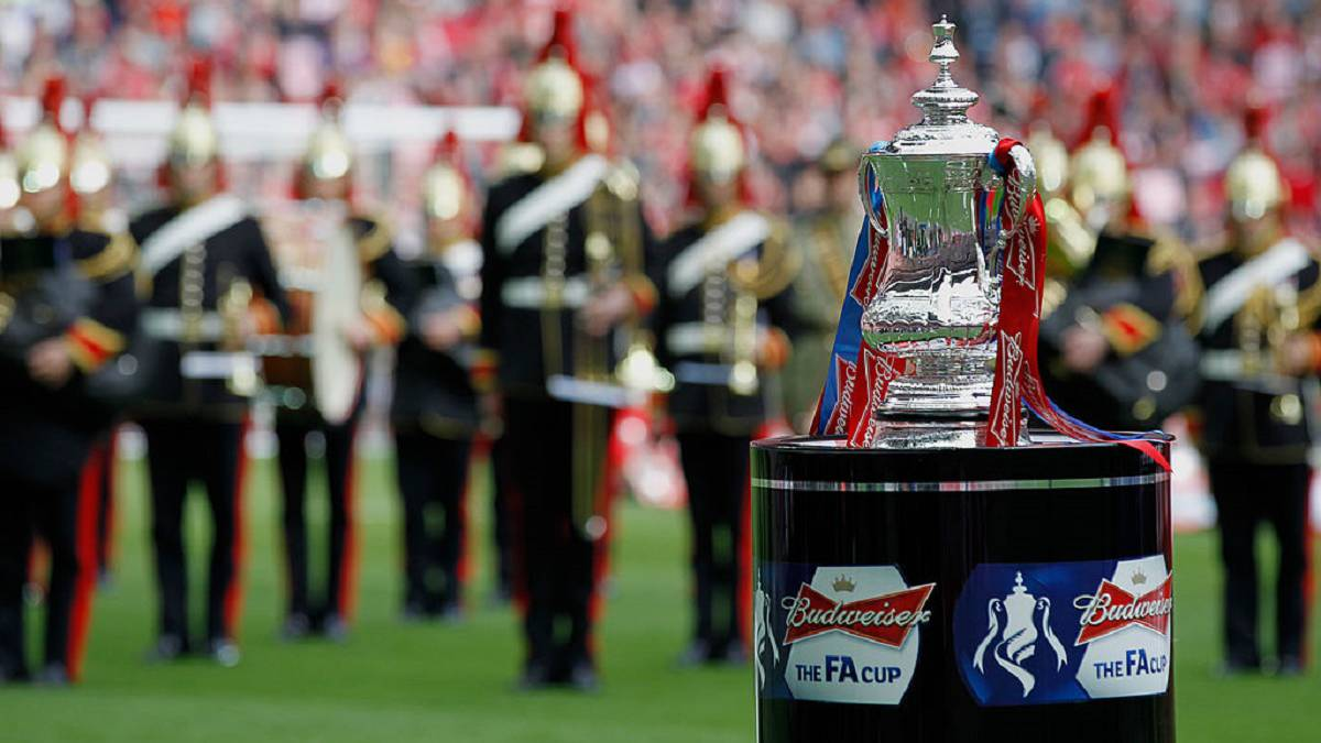FA Cup: Premier League big guns get favourable draws