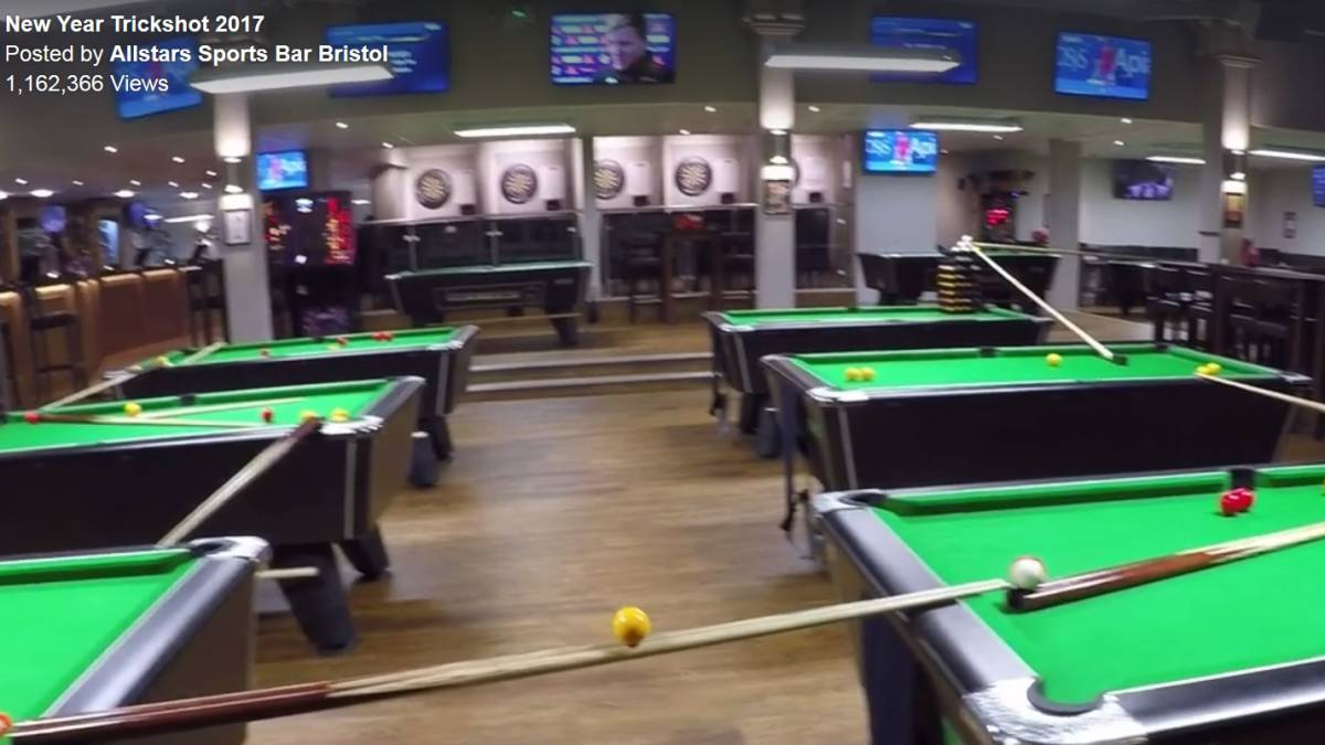 #puttoftheyear: the most elaborate trick shot ever?
