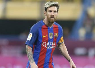 Messi: Hebei China Fortune reportedly ready to spend big
