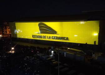 Villarreal\'s El Madrigal renamed \'Estadio de la Cerámica\'