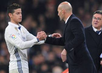 James: Real Madrid star rejects huge Hebei China Fortune offer