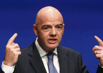 Infantino explains mechanics of 48 team World Cup
