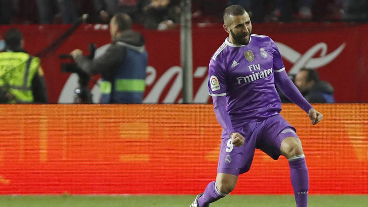 Sevilla 3-3 Real Madrid: result, report, reaction
