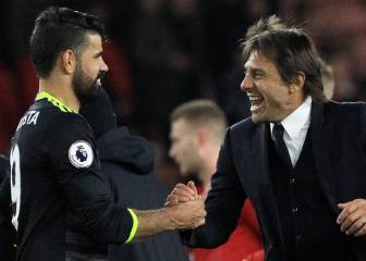 Costa dropped from Chelsea squad after reported bust-up