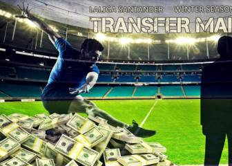 January transfer window 2017 live online: Sunday 15/01/2017