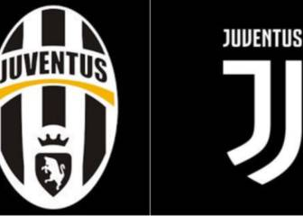 Juventus change club logo, the internet reacts...