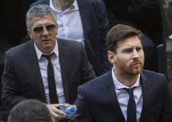 Messi Sr: There's no danger of Lionel leaving Barcelona