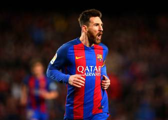 Magical Messi marches on in the race for Pichichi