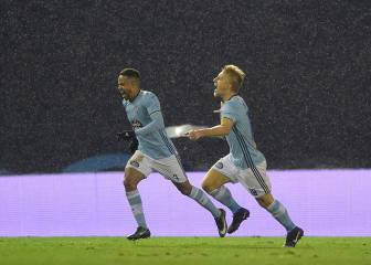 Celta Vigo knock Real Madrid out of Copa del Rey