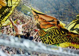 Borussia Dortmund send veiled message to Donald Trump