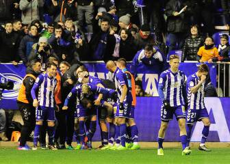 Alaves book date with Barça for first Copa del Rey decider