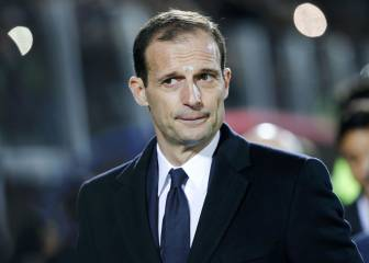 Allegri remains tight-lipped as Arsenal rumours intensify