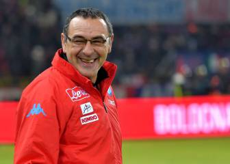 Sarri fumes at 'totally false' Juventus meeting report
