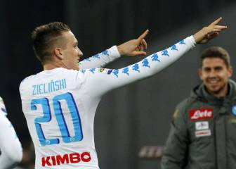 Napoli go 18 games unbeaten ahead of Real Madrid trip