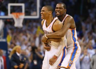 Thw whole NBA ready for Westbrook, Durant showdown