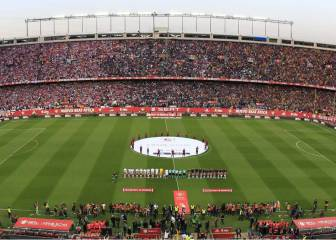 Copa del Rey final venue confirmed: the Calderón