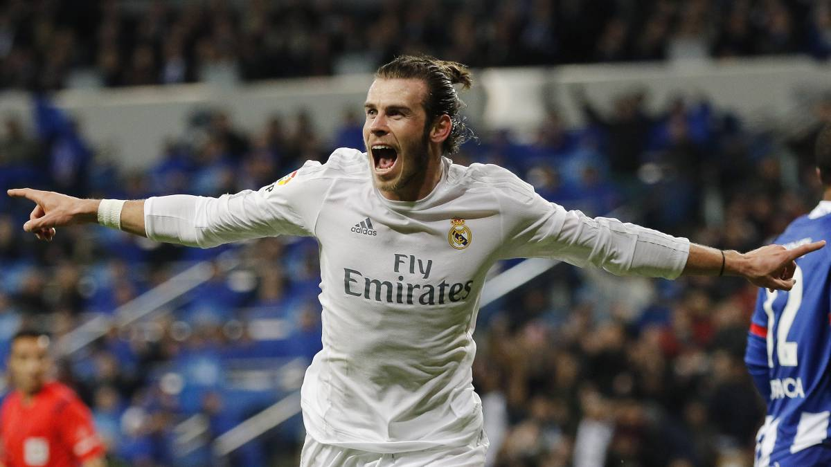 Gareth Bale named as fastest footballer on the planet in Top 10 study