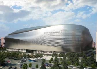 How the new Santiago Bernabeu will look after renovation