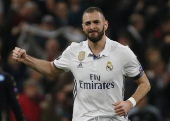 Karim Benzema rose to the big occasion
