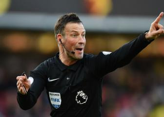 Referee Clattenburg swaps Premier League for Saudi Arabia