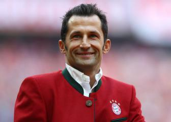 Salihamidzic: Bayern literally shot Arsenal out of the stadium