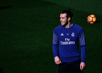 Gareth Bale returns to Real Madrid squad for Espanyol game