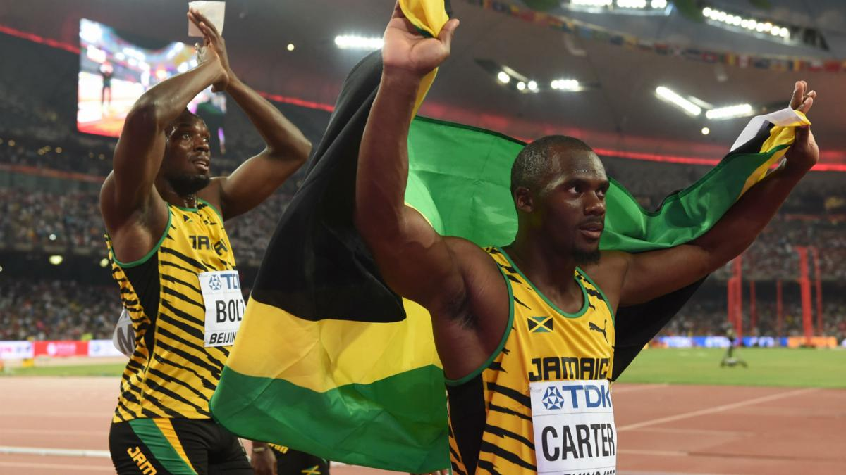 Nesta Carter appeals to CAS over relay gold doping charge