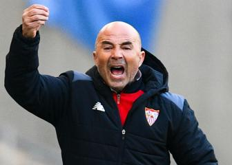 Sampaoli on Barça job:
