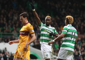 Dembélé keeps non-stop Celtic convoy chugging along