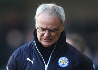 Ranieri on the brink as Foxes slump to cup loss at Millwall