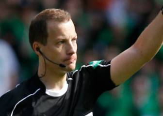 Willie Collum to whistle Leverkusen vs Atlético