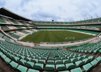 How and where can I watch Real Betis - Sevilla (Seville derby). Times, TV, online