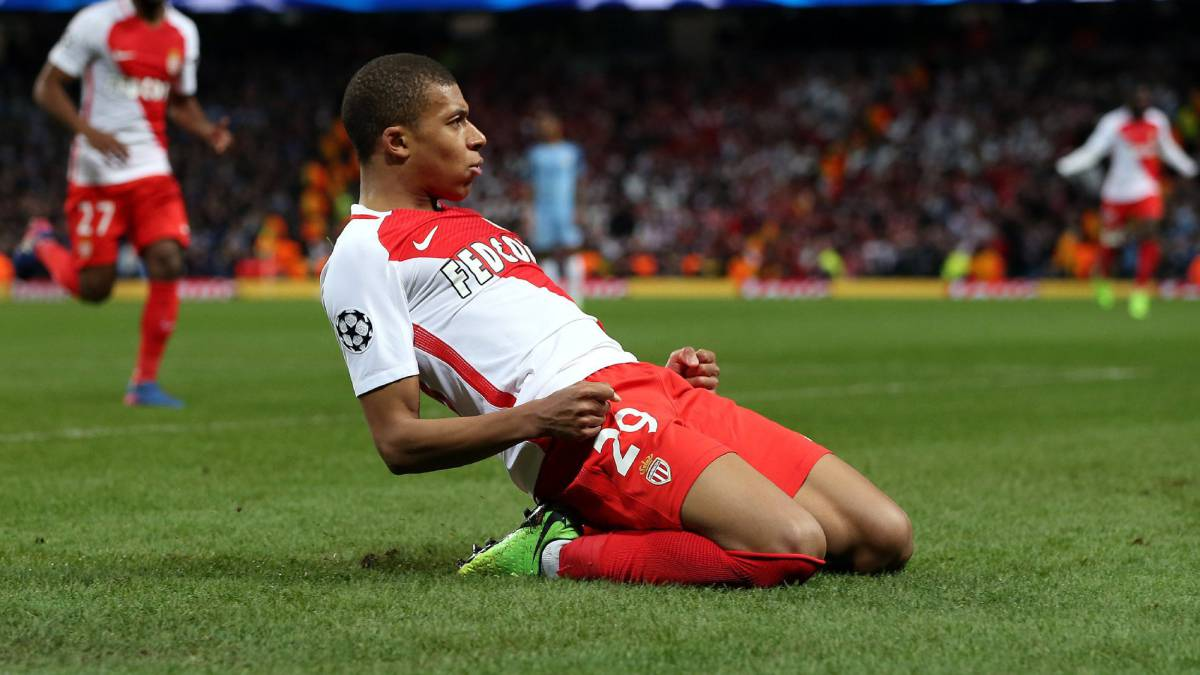 Kylian Mbappe set to ignite bidding war