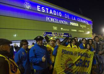 How and where can I watch Villarreal - Real Madrid: times, tv, online