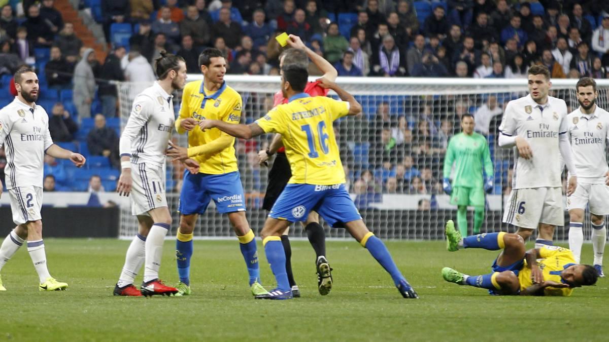 Real Madrid vs Las Palmas live online coverage  0d032211901