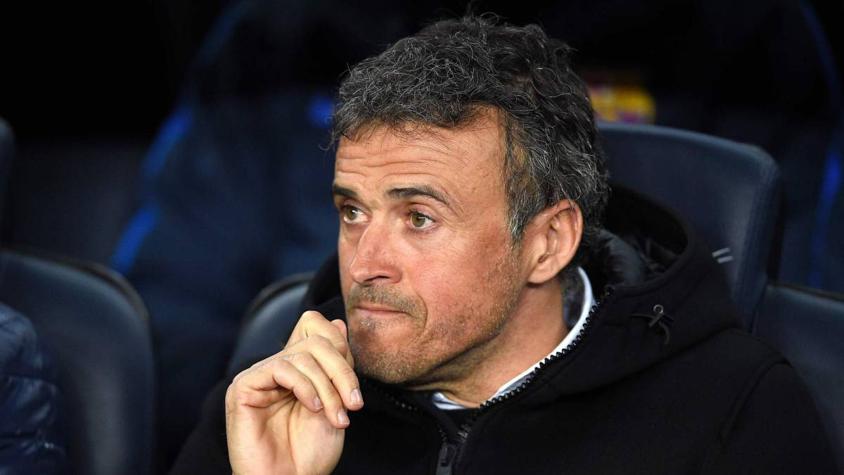 Luis Enrique confirms he will leave Barcelona at the end of the season.