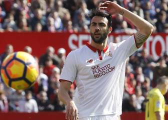 Iborra and Vietto start for Sevilla against Athletic