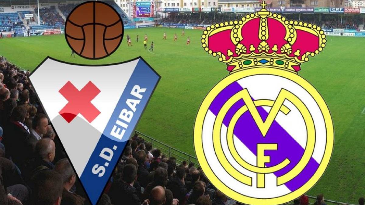 Eibar - Real Madrid