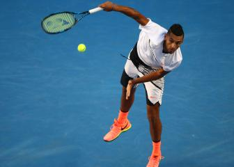 Kyrgios stuns Djokovic, Nadal through in Acapulco